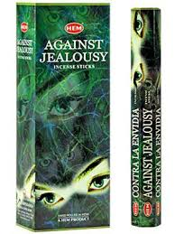 Against Jealousy Incense Sticks Hex Pack 6 Boxes Of 20