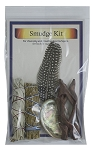 Smudge Kit - Desert Sage / White Sage, Each