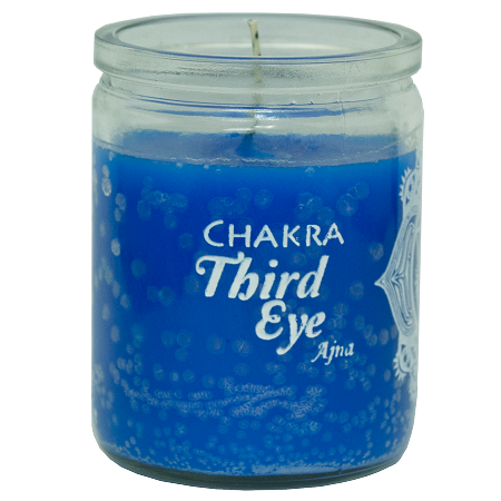 Crown Chakra 50 Hour Candle