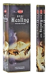 Divine Healing Incense Sticks, Hex Pack - 6 Boxes of 20 Sticks (120 Sticks)