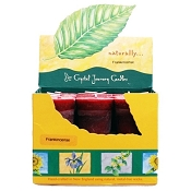 Frankincense Scented Votive Candles, Box/18