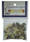 Frankincense & Myrrh Resin, Packaged, 0.5oz