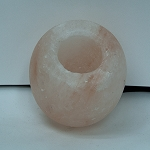Himalayan Salt Candle Holder - Dholki