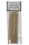 White Sage Incense Sticks (100% NATURAL) 40 Sticks