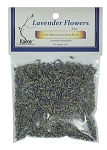 Lavender Flowers, Whole, Packaged 0.5 oz.