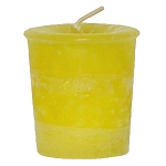 Lemongrass Scented Votive Candles, Box/18