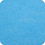 Sand, Light Blue, 1 lb, Bulk