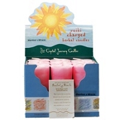 Manifest A Miracle Herbal Votive Candles, Box/18