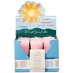Friendship Herbal Votive Candles, Box/18