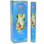Guardian Angel Incense Sticks, Hex Pack - 6 Boxes of 20 Sticks (120 Sticks)