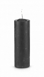 Pullout/Refill Candle, Black
