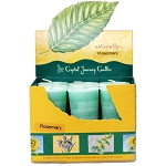 Rosemary Scented Votive Candles, Box/18