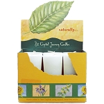 Angel Wings Scented Votive Candles, Box/18