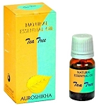 Tea Tree Auroshikha Natural Essential Oil - 10 ml - 1/3 fl. oz. (Each)