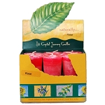 Rose Scented Votive Candles, Box/18