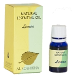 Lemon Auroshikha Natural Essential Oil - 10 ml - 1/3 fl. oz. (Each)