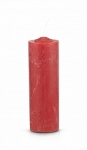 Pullout/Refill Candle, Red