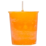 Sacral Chakra Votives, Box of 18
