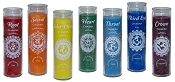 Chakra 7 Day Candle - Complete Set (7 pieces)