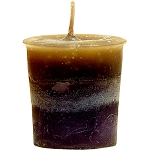 Patchouli/Nag Champa Scented Votive Candles, Box/18