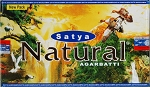 Natural Incense Sticks 15 Gram, Satya, Box/12
