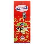 Ajaro Incense Sticks 10gm Square Pack, Satya, Bx/25