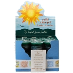 Peace Herbal Votive Candles, Box/18