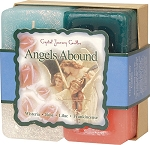 Angels Abound Candle Gift Set