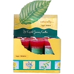 Sage/Wisteria Scented Votive Candles, Box/18
