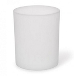 Votive Holder - Frosted Round, Each
