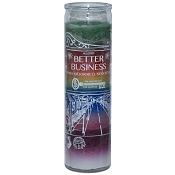 Better Business 7 Day Candle, 7 Color