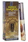 Bharath Darshan Incense Sticks 20 Stick Hex Pack, Box/6