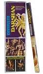 Bharath Darshan Incense Sticks 7 Stick Square Pack, Box/25