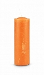 Pullout/Refill Candle, Orange