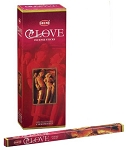 Love Incense Sticks, Sq. Pk - 25 Boxes of 8 Sticks (200 Sticks)