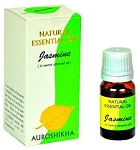 Jasmine Auroshikha Natural Essential Oil - 10 ml - 1/3 fl. oz. (Each)