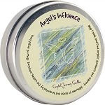 Angel's Influence Herbal Travel Tin Candle