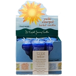 Good Health Herbal Votive Candles, Box/18