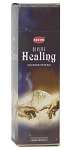 Divine Healing Incense Sticks, Sq. Pk - 25 Boxes of 8 Sticks (200 Sticks)