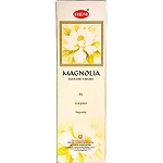 Magnolia 10st Jumbo Incense Sticks, HEM, Box/6
