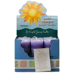 Harmony Herbal Votive Candles, Box/18