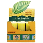 Honeysuckle Scented Votive Candles, Box/18