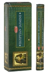 Egyptian Jasmine Incense Sticks, Hex Pack - 6 Boxes of 20 Sticks (120 Sticks)
