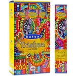 Trishaa Incense Sticks 15 Gram, Satya, Box of 12
