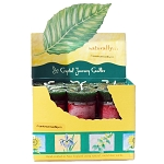 Frankincense And Myrrh Scented Votive Candles, Box/18