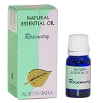 Rosemary Auroshikha Natural Essential Oil - 10 ml - 1/3 fl. oz. (Each)
