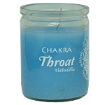 Throat Chakra 50 Hour Candle