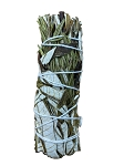 Rosemary & Yerba Smudge Stick - 4-5