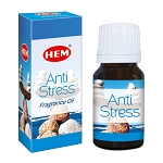 HEM Fragrance Oil - Anti Stress - 10ml