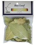 Bay Leaf, Whole, Packaged, 0.25 oz.